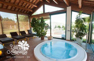 Relais Villa Abbondanzi - spa di coppia