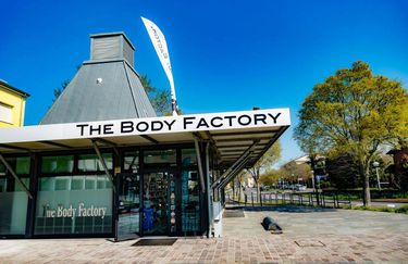 The Body Factory - Esterno