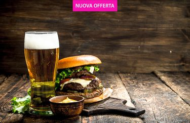 Ristorante Peperosa - Double Burger