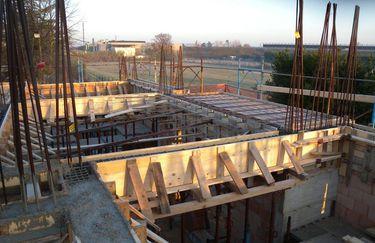 Baldacci Costruzioni - Cantiere