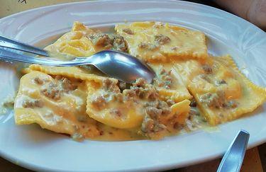 Osteria della Serafina - Ravioli