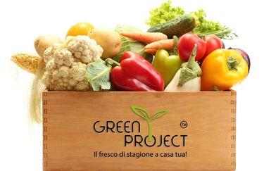 Green Project - Cassetta
