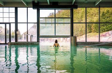 Ròseo Euroterme Wellness Resort - Piscina