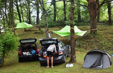 Alto Savio Camping - Tende Sospese