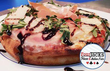 Four Jacks - Pizza