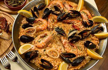 Osteria Conscio - Paella Valenciana