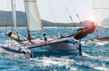 Real Sailing  Catamarano