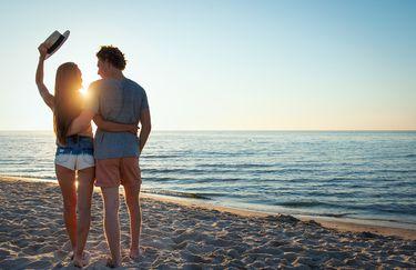 Bagno Luana Beach - coppia