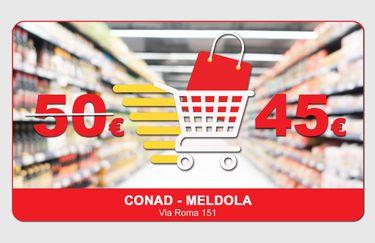 Conad Meldola - Buono Spesa