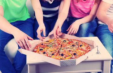 100% Pizza - Pizzata
