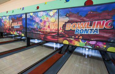 Bowling Ronta - Disegno