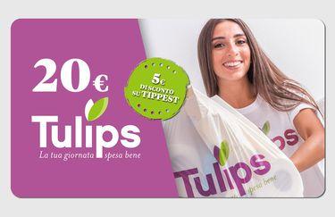 Tulips - Buono Spesa