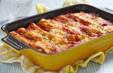 Vintage - Teglia Cannelloni