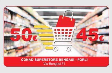 Conad Superstore Bengasi - Buono