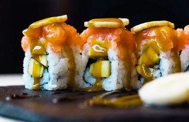 Butterfly King - Sushi