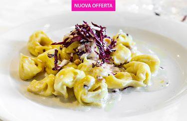 Piadina in Moto - Pasta