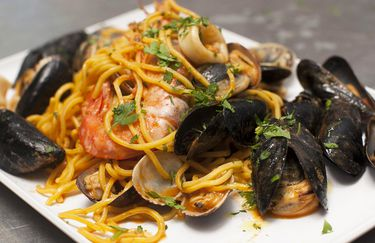 Marina Bay - Spaghetti
