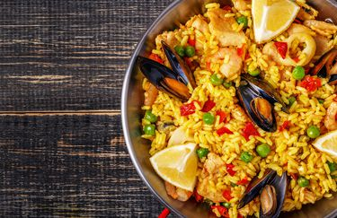 Liberty - Paella