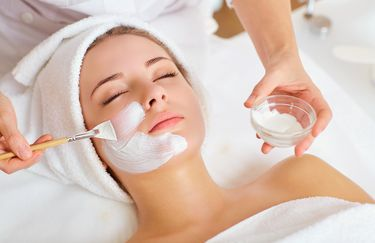 Private Luxury Spa - Maschera Viso