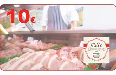 Nuova Mille Carni - Buono Spesa