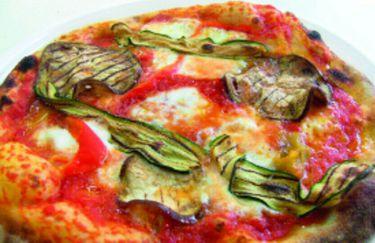 Pizzeria Lo Sfizio - Pizza Melanzane