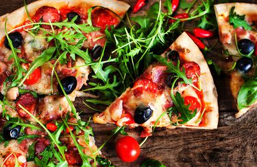Albini - Pizza