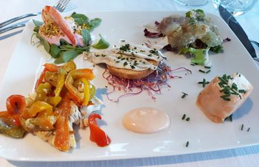 The Art Restaurant - Antipasto