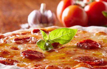 Ristorante Villa del Gusto - Pizza