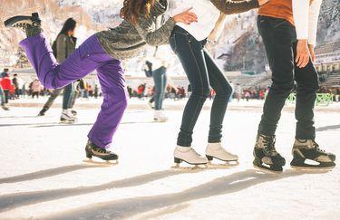 Ice Park - Pattinaggio