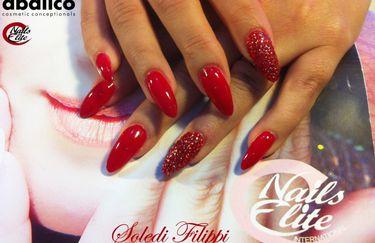 Nails Elite - Unghie decori Swarovski