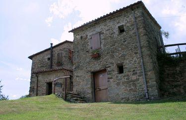 Agriturismo Montalcino esterno 2