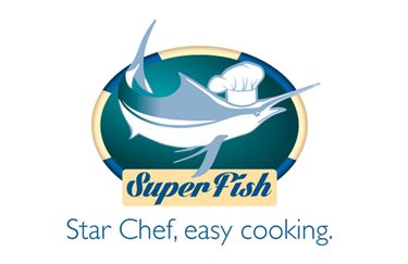 Super Fish - Logo