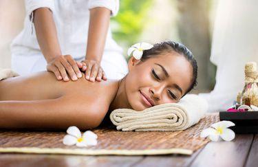 Roseo Euroterme - Massaggio