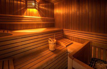 Grand Hotel Assisi - Sauna