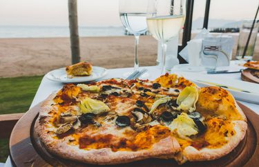 Bagno Micamar - Pizza