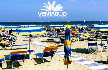 Bagno Ventaglio - Lettino