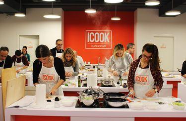 ICOOK Taste & Share - Sala