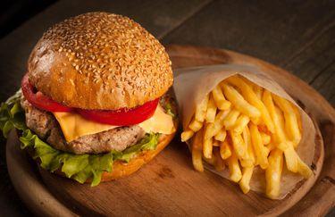 Pane Vino e Baghino - Burger Salsiccia