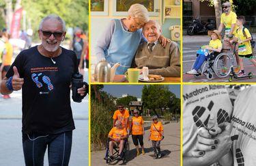 Fondazione Maratona Alzheimer - Collage