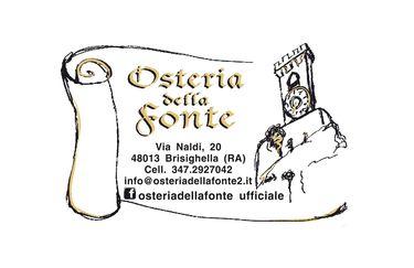 Osteria della Fonte - Logo