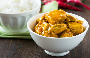 Raduni - Pollo al Curry