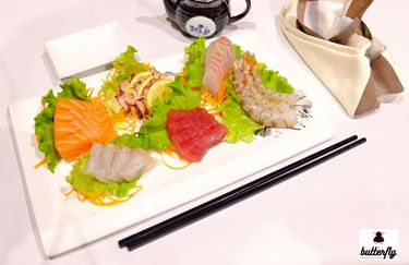 Ristorante Giapponese Butterfly - Sashimi