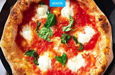 Pizzeria Margheri - Pizza Margherita Napoletana