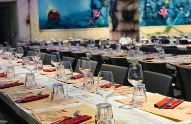 Atlantis Family Restaurant - Interno