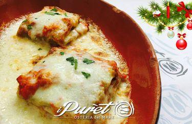 I Puret Osteria del Mare - Lasagne