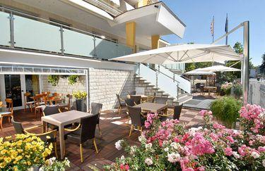 Hotel St. Moritz ***S - Esterno