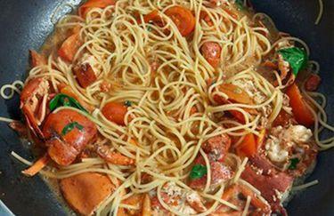 Bagno Arcobaleno - Spaghetto