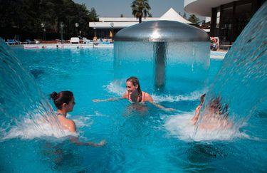 Hotel Commodore - Piscina