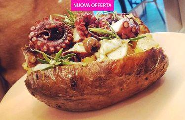 Farcita - Patata Farcita Polipo