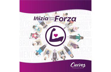 Curves Forlì - Logo